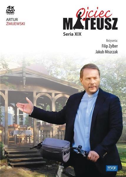 Ojciec Mateusz. Seria 19 (4 DVD)