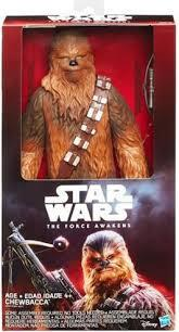 Star Wars Figurka 30cm Deluxe B3915 Chewbacca