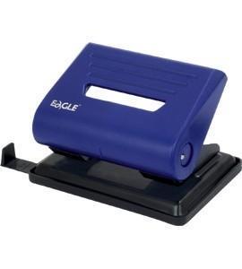 Dziurkacz 837 niebieski 32 kartki EAGLE