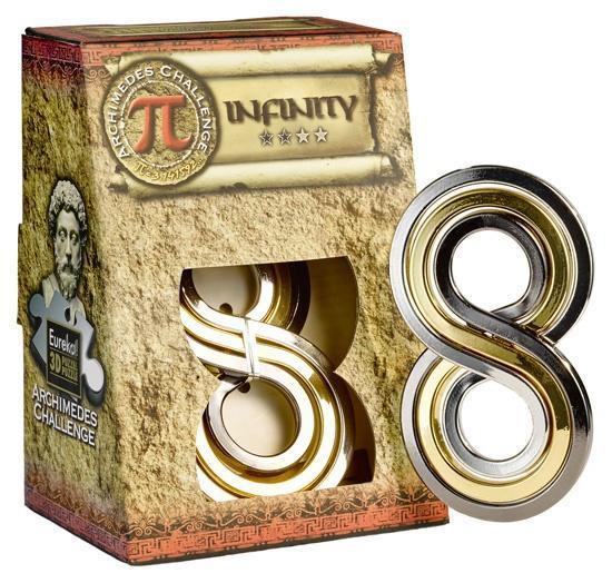 Łamigłówka Archimedes - Infinity - poziom 2/4 G3