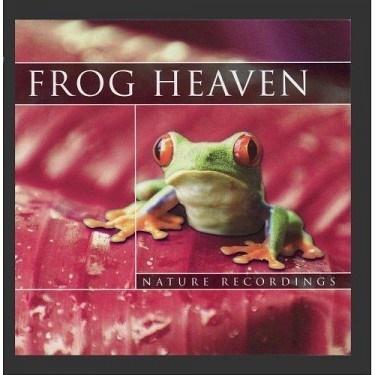 Frog Heaven CD