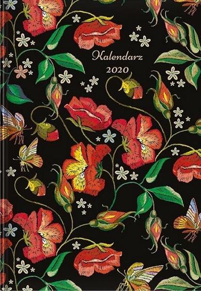 Kalendarz 2020 książkowy B6 SK3 MIX