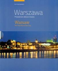 WARSZAWA PRAWDZIWE OBLICZE MIASTA W.POL/ANG outlet