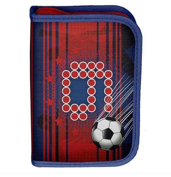Piórnik b.w. Football PP19FT-001BW PASO