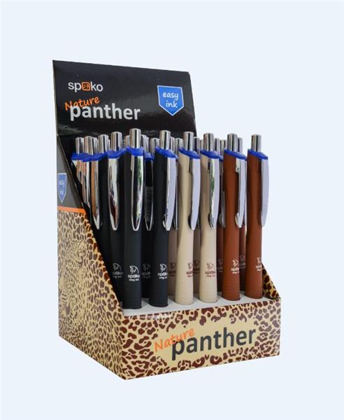 Długopis Panther S0161 (36szt) dspl SPOKO