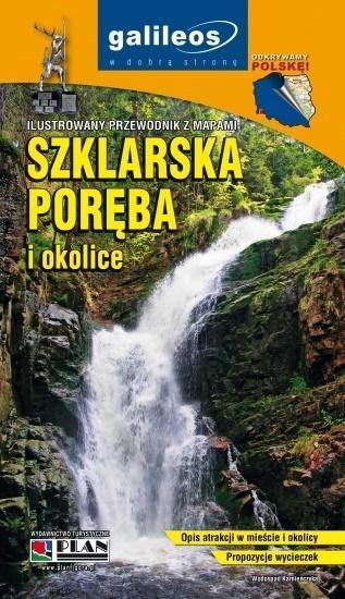 Przewodnik ilustrowany z mapami - Szklarska Poręba