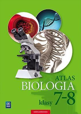 Atlas SP 7-8 Biologia WSiP