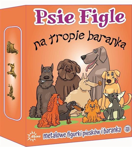 Psie figle - na tropie ABINO