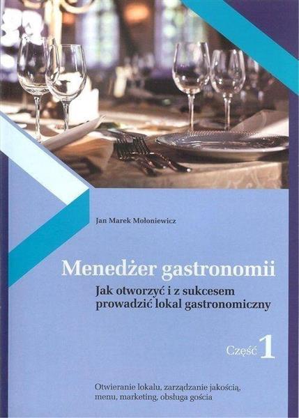 Menedżer gastronomii cz.1