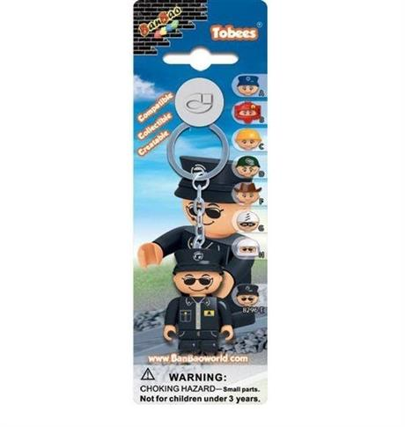 Breloczek - figurka BanBao Maszynista