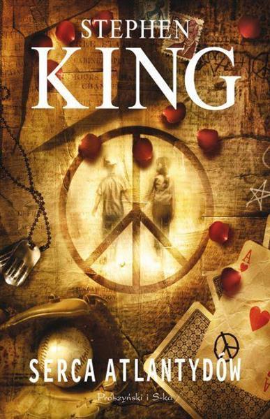 Serca Atlantydów - Stephen King OUTLET