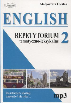English. Repetytorium 2 tem-leks.+ mp3 WAGROS