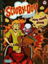 Scooby Doo 21 Zabawy Mały zawrót głowy br OUTLET