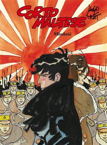 MŁODOŚĆ CORTO MALTESE TOM 9 TW OUTLET