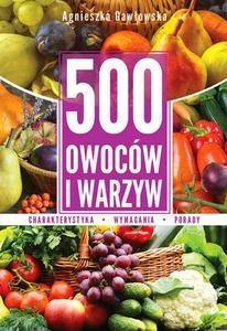 500 owoców i warzyw OUTLET