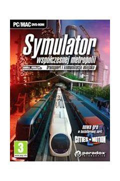 SYMULATOR METROPOLII CITIES IN MOTION 2 P11 PC/MAC
