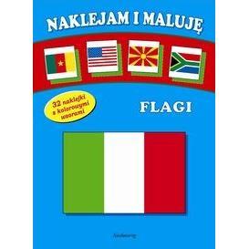 Naklejam i maluję Flagi OUTLET