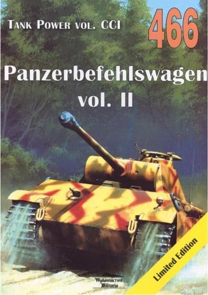 Panzerbefehlswangen. Tank Power vol.CCI 466