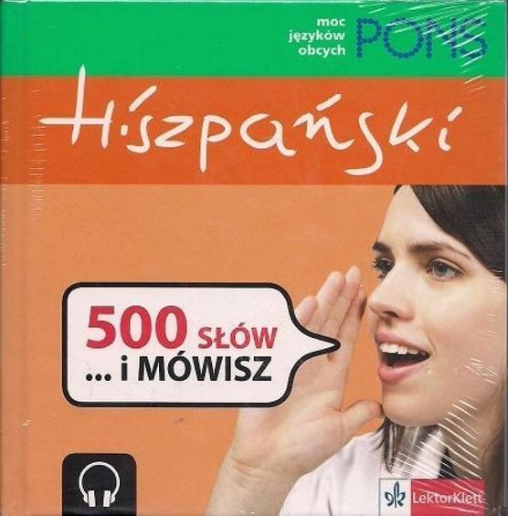 500 słów... i mówisz hiszpański + CD