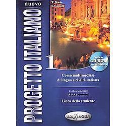 Progetto Italiano Nuovo 1 pakiet podr+słowniczek