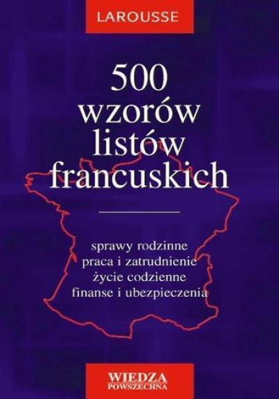 500 wzorów listów francuskich