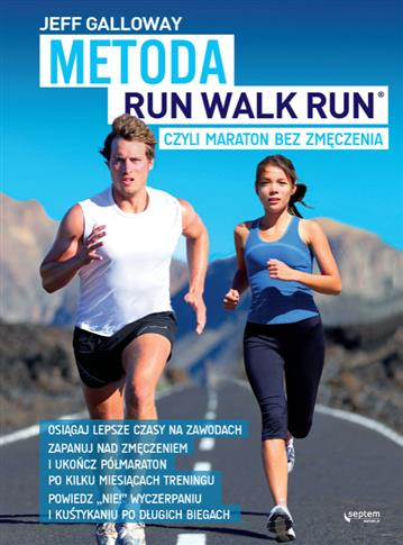Metoda Run Walk Run, czyli maraton bez zmęczenia