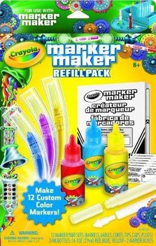 Marker Maker zestaw uzupełniający CRAYOLA