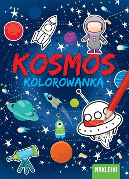 Kolorowanki Kosmos OUTLET