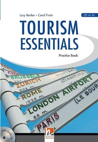 Tourism Essentials PB A1/B1 + audio CD