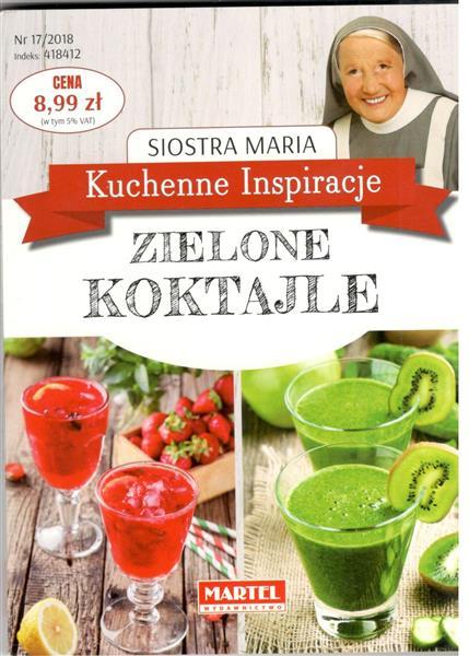 Zielone koktajle Kuchenne inspiracje outlet