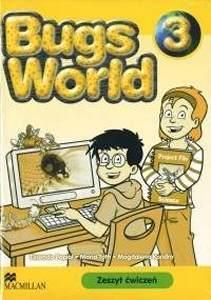Bugs World 3 WB MACMILLAN