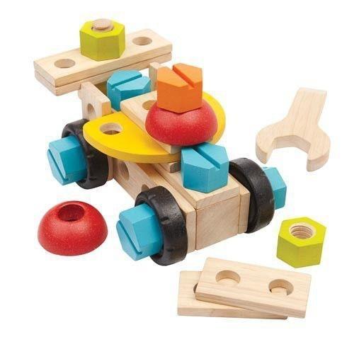 Zestaw konstrukcyjny 40 części