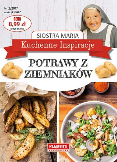 Potrawy z ziemniaków Kuchenne inspiracje outlet