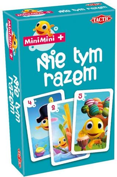 MiniMini gra karciana: Nie tym razem