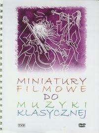 Miniatury filmowe do muzyki klasycznej (4 DVD)
