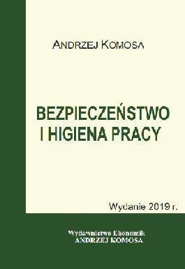 Bezpieczeństwo i higiena pracy w.2019 EKONOMIK