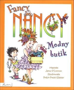 Fancy Nancy. Modny butik