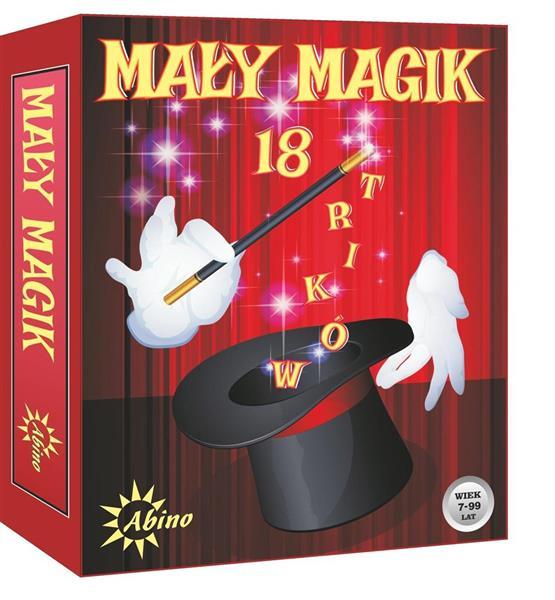 Mały Magik 18 trików ABINO