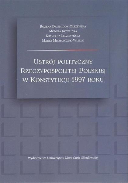 Ustrój polityczny RP w Konstytucji 1997 roku