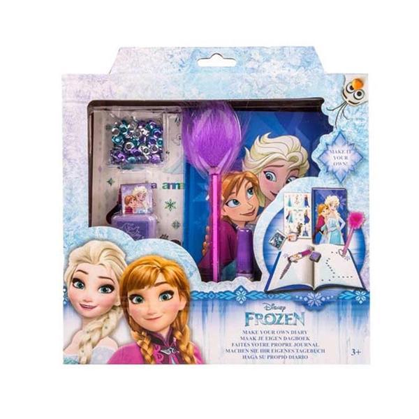 Zestaw do dekoracji pamiętnika - Frozen II