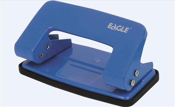 Dziurkacz 709 niebieski 8 kartek EAGLE