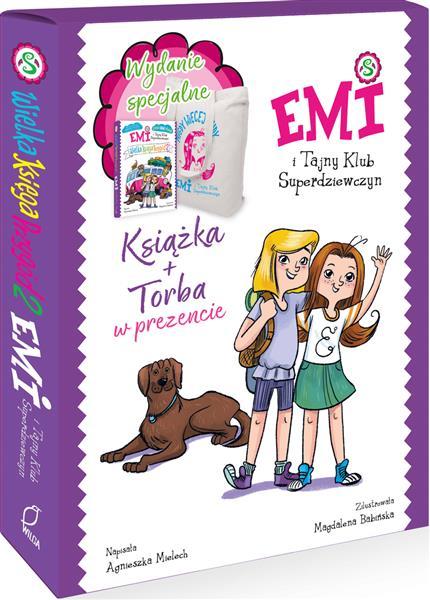 EMI KSIĄZKA + TORBA