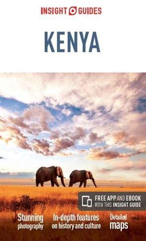 KENYA INSIGHT GUIDES BR OUTLET