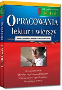 OPRACOWANIA SP 1-3 LEKTUR I WIERSZY (2018) GREGO