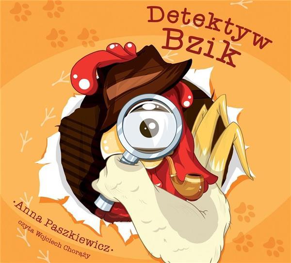 Detektyw Bzik audiobook