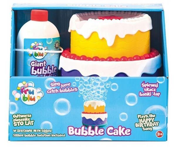 Fru Blu Bańkowy tort + płyn 500 ml