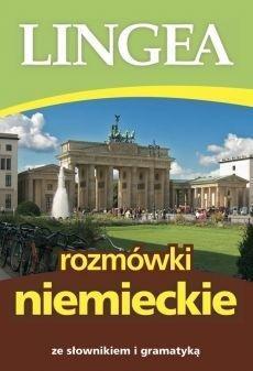 Rozmówki niemieckie ze słownikiem i gram. OUTLET