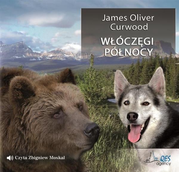 Włóczęgi Północy audiobook QES
