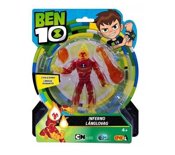 Ben 10 - figurka Inferno
