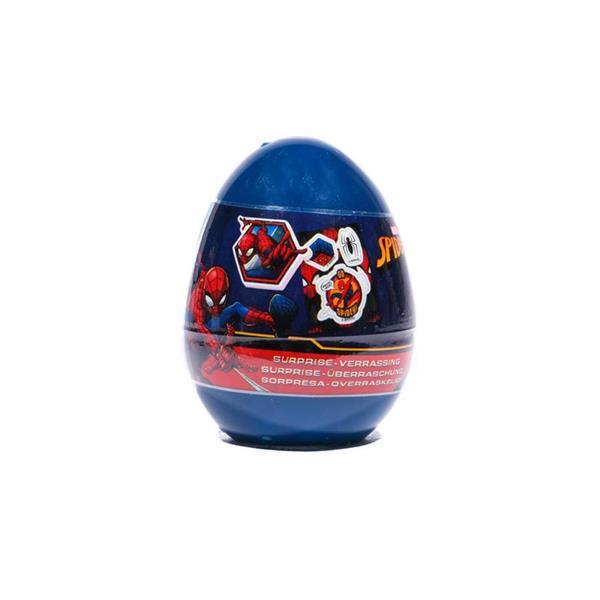 Jajko niespodzianka - Spiderman